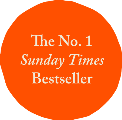 The No.1 Sunday Times Bestseller